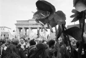 impressions from the general strike against climate change in berlin 20.09.2019