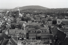 goslar, the old town