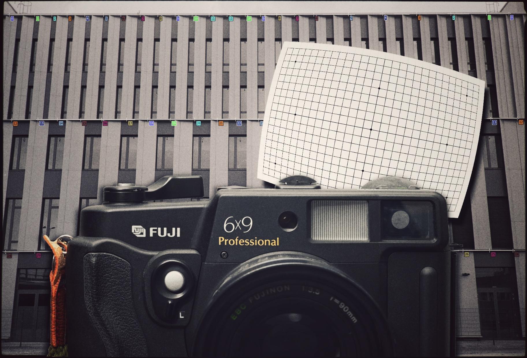a lens-calibration fun